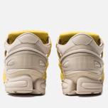 Кроссовки adidas Originals x Raf Simons Replicant Ozweego Clear Brown/Yellow/Yellow фото- 3