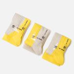 Кроссовки adidas Originals x Raf Simons Replicant Ozweego Clear Brown/Yellow/Yellow фото- 7
