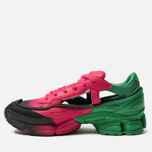 Кроссовки adidas Originals x Raf Simons Replicant Ozweego Green/Vivid Berry/Vivid Berry фото- 1