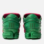 Кроссовки adidas Originals x Raf Simons Replicant Ozweego Green/Vivid Berry/Vivid Berry фото- 3