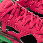 Кроссовки adidas Originals x Raf Simons Replicant Ozweego Green/Vivid Berry/Vivid Berry фото- 6