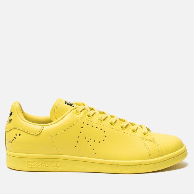 Кроссовки adidas Originals x Raf Simons Stan Smith Bold Yellow/Purple Yellow/White