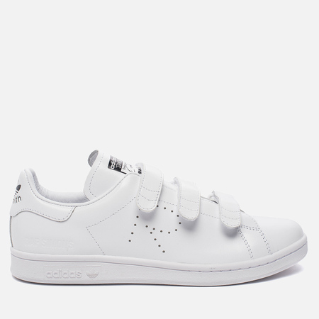 Кроссовки adidas Originals x Raf Simons Stan Smith Comfort White/White/Core Black