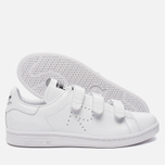 Кроссовки adidas Originals x Raf Simons Stan Smith Comfort White/White/Core Black фото- 1