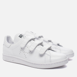 Кроссовки adidas Originals x Raf Simons Stan Smith Comfort White/White/Core Black фото- 2
