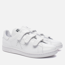Кроссовки adidas Originals x Raf Simons Stan Smith Comfort White/White/Core Black фото- 0