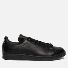 Кроссовки adidas Originals x Raf Simons Stan Smith Core Black/Core Black/Core Black фото- 3