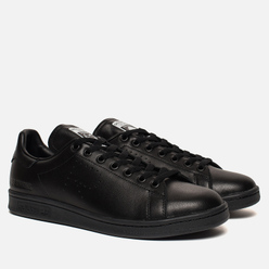 Кроссовки adidas Originals x Raf Simons Stan Smith Core Black/Core Black/Core Black