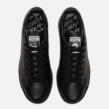 Кроссовки adidas Originals x Raf Simons Stan Smith Core Black/Core Black/Core Black фото- 1