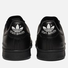 Кроссовки adidas Originals x Raf Simons Stan Smith Core Black/Core Black/Core Black фото- 2
