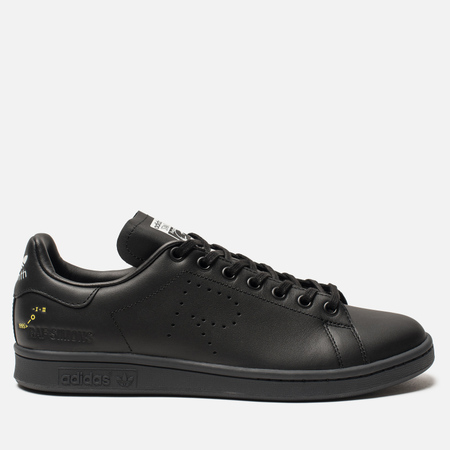 Кроссовки adidas Originals x Raf Simons Stan Smith Core Black/Solid Grey/White
