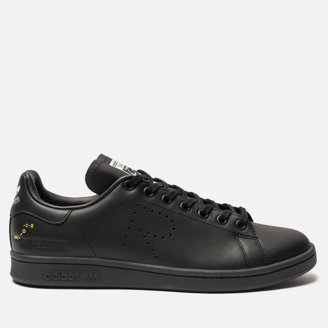 ... size 40 0fce5 37c34 Кроссовки adidas Originals x Raf Simons Stan Smith  Core BlackSolid GreyWhite . ... 355896ce2