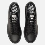 Кроссовки adidas Originals x Raf Simons Stan Smith Core Black/Solid Grey/White фото- 5