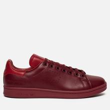 Кроссовки adidas Originals x Raf Simons Stan Smith Core Burgundy/Power Red/Core Burgundy фото- 3