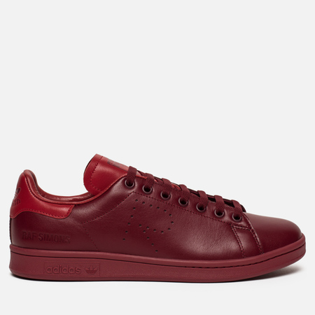 Кроссовки adidas Originals x Raf Simons Stan Smith Core Burgundy/Power Red/Core Burgundy