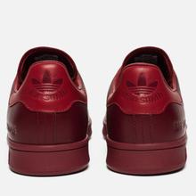 Кроссовки adidas Originals x Raf Simons Stan Smith Core Burgundy/Power Red/Core Burgundy фото- 2
