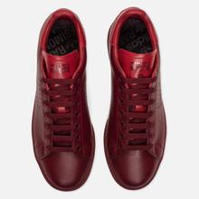 Кроссовки adidas Originals x Raf Simons Stan Smith Core Burgundy/Power Red/Core Burgundy фото- 1