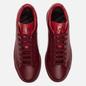 Кроссовки adidas Originals x Raf Simons Stan Smith Core Burgundy/Power Red/Core Burgundy фото - 1