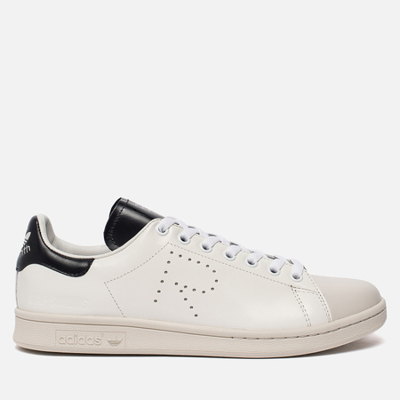 Кроссовки adidas Originals x Raf Simons Stan Smith Optic White/Core Black/Talcs