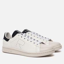 Кроссовки adidas Originals x Raf Simons Stan Smith Optic White/Core Black/Talcs фото- 0