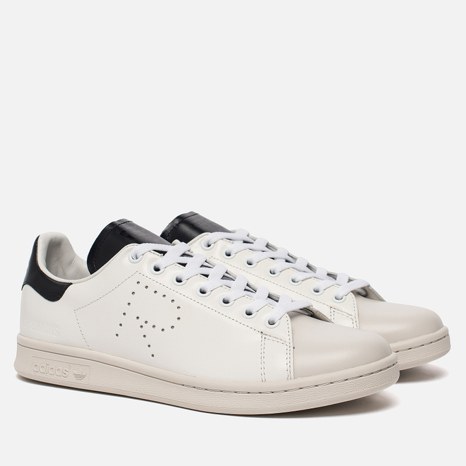 Кроссовки adidas Originals x Raf Simons Stan Smith Optic White/Core Black/Talcs