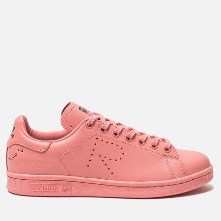 Женские кроссовки adidas Originals x Raf Simons Stan Smith Tactile Rose/Pink/White