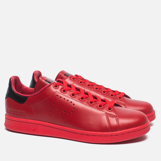 Кроссовки adidas Originals x Raf Simons Stan Smith Tomato/Black