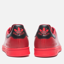 Кроссовки adidas Originals x Raf Simons Stan Smith Tomato/Black фото- 2