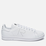 Кроссовки adidas Originals x Raf Simons Stan Smith White/Black фото- 0