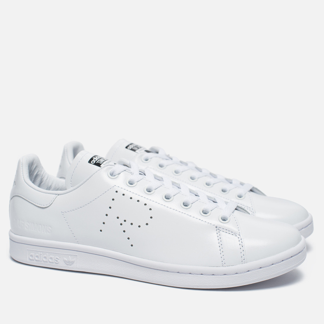Кроссовки adidas Originals x Raf Simons Stan Smith White/Black