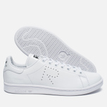Кроссовки adidas Originals x Raf Simons Stan Smith White/Black фото- 2