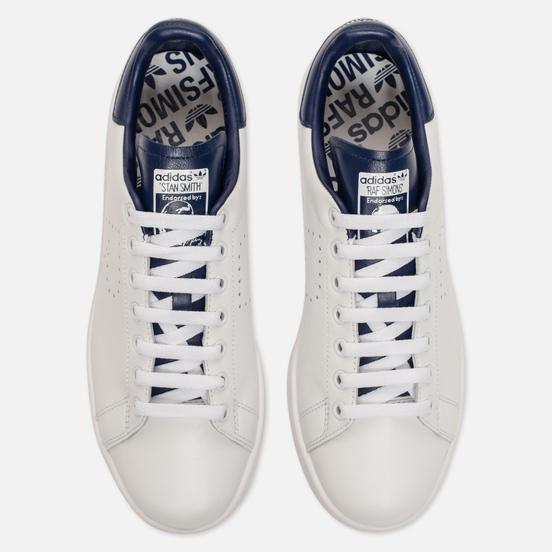 Кроссовки adidas Originals x Raf Simons Stan Smith White/Night Sky/White