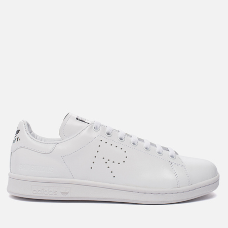 Кроссовки adidas Originals x Raf Simons Stan Smith White/White/Core Black