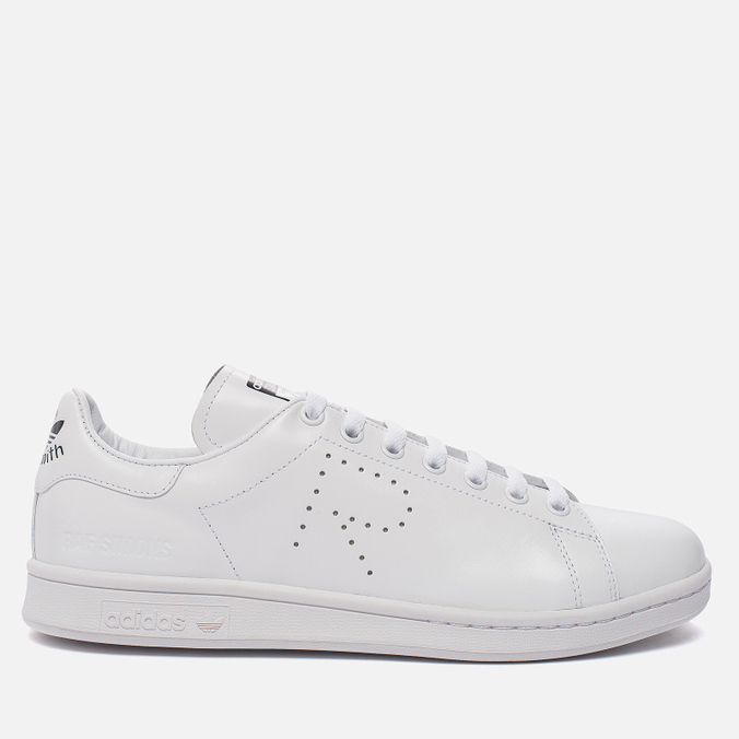 Кроссовки adidas Originals x Raf Simons Stan Smith White/White/Core Black