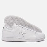 Кроссовки adidas Originals x Raf Simons Stan Smith White/White/Core Black фото- 2