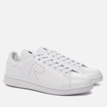 Кроссовки adidas Originals x Raf Simons Stan Smith White/White/Core Black фото- 1