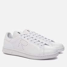 Кроссовки adidas Originals x Raf Simons Stan Smith White/White/Core Black фото- 0