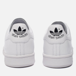 Кроссовки adidas Originals x Raf Simons Stan Smith White/White/Core Black фото- 3