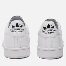 Кроссовки adidas Originals x Raf Simons Stan Smith White/White/Core Black фото- 2