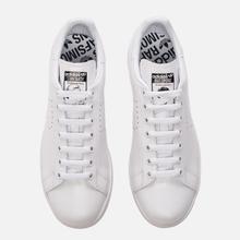 Кроссовки adidas Originals x Raf Simons Stan Smith White/White/Core Black фото- 1