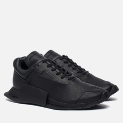 Кроссовки adidas Originals x Rick Owens Level Runner Low II Black/Milk/Black