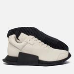 Кроссовки adidas Originals x Rick Owens Level Runner Low II Milk/Black/White фото- 1