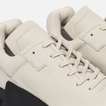 Кроссовки adidas Originals x Rick Owens Level Runner Low II Milk/Black/White фото- 3
