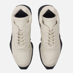 Кроссовки adidas Originals x Rick Owens Level Runner Low II Milk/Black/White фото- 4