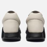 Кроссовки adidas Originals x Rick Owens Level Runner Low II Milk/Black/White фото- 5
