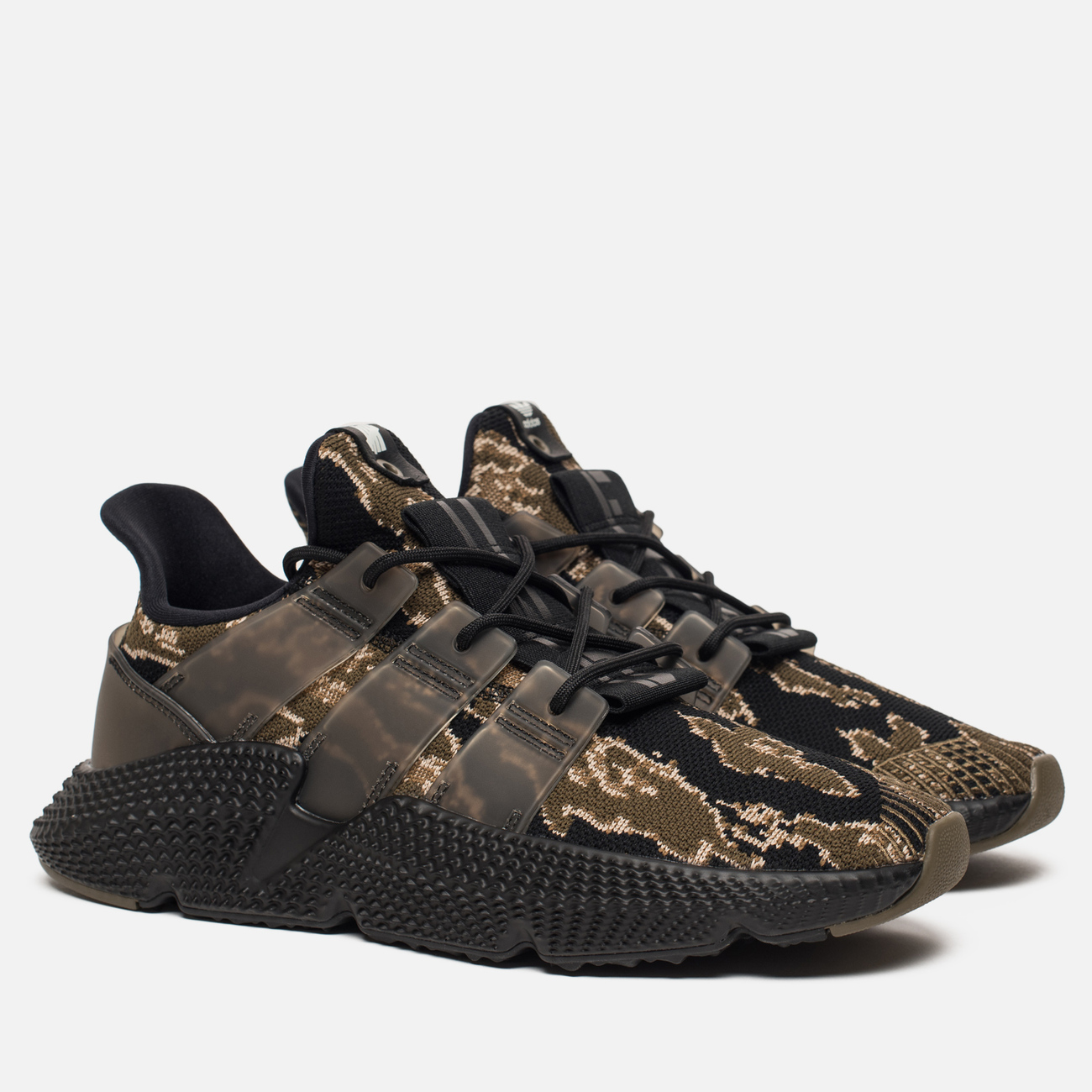 Кроссовки adidas Consortium x Undefeated Prophere Affiliates Black/Camo