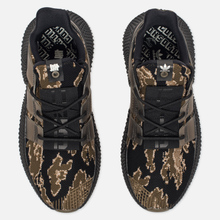 Кроссовки adidas Consortium x Undefeated Prophere Affiliates Black/Camo фото- 1