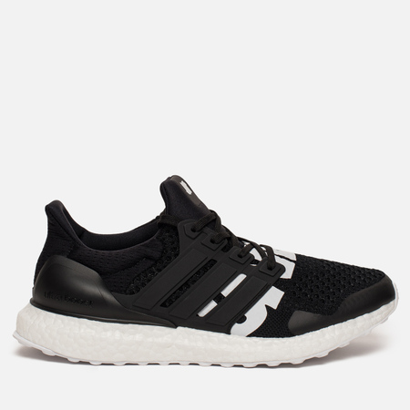 Кроссовки adidas Originals x Undefeated Ultra Boost Core Black/Core Black/White