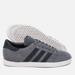 Кроссовки adidas Originals x White Mountaineering Tobacco Charcoal фото- 2