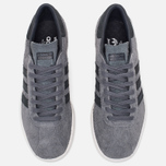 Кроссовки adidas Originals x White Mountaineering Tobacco Charcoal фото- 4